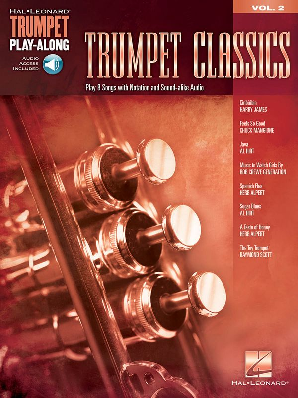Trumpet Classics (+audio access): for trumpet