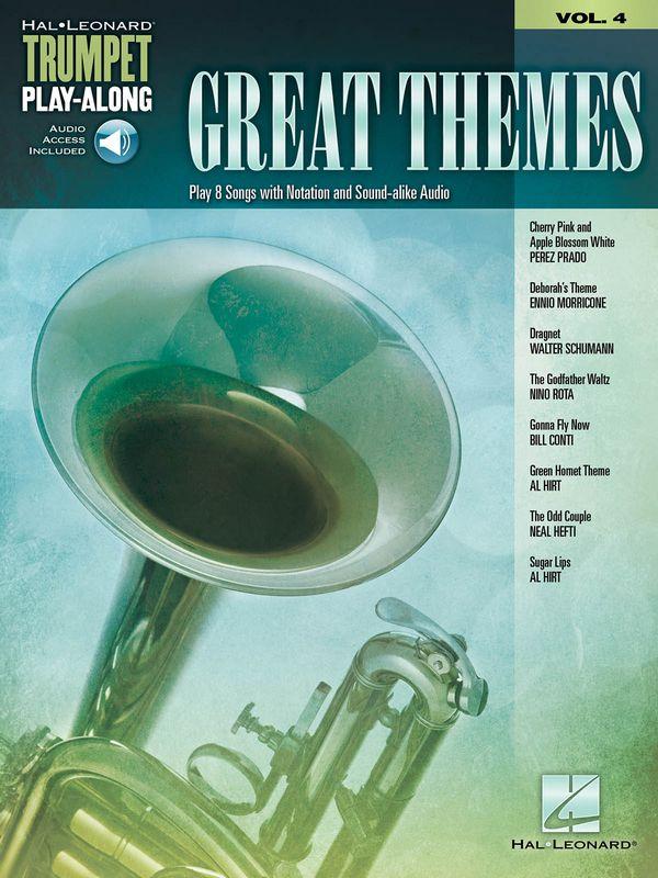 Great Themes (+audio access): for trumpet