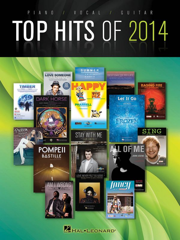 - Top Hits of 2014