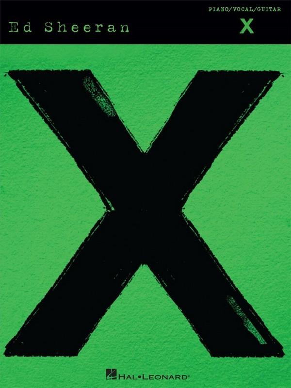 Ed Sheeran : X - Vollanzeige.