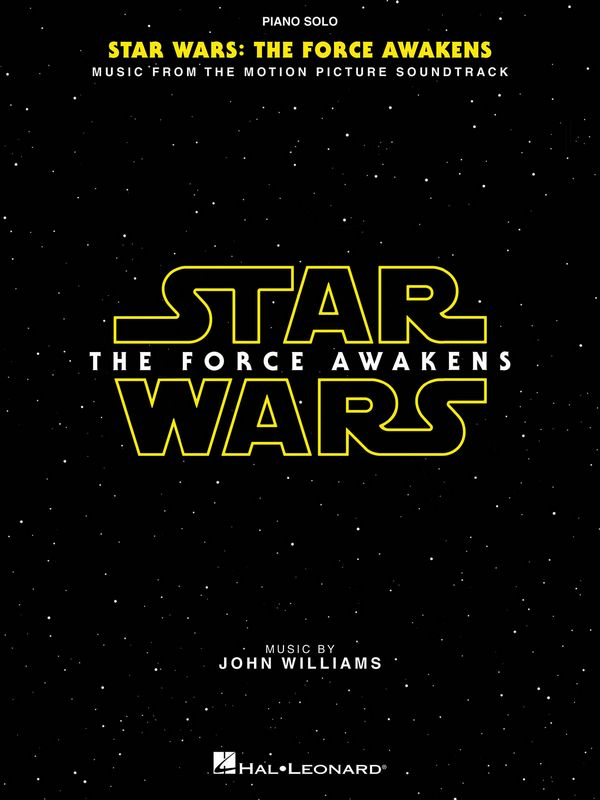 Williams, John *1932 - Star Wars Episode VII - The Force awakens :