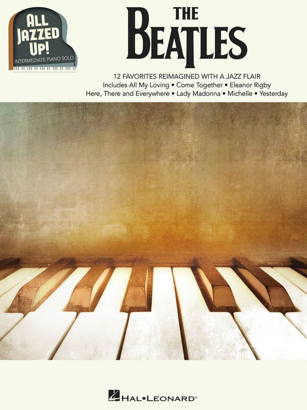 All jazzed up - Beatles: for piano solo
