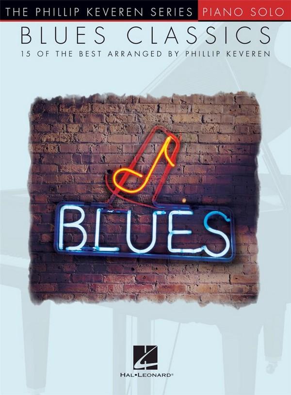 Blues Classics: for piano solo