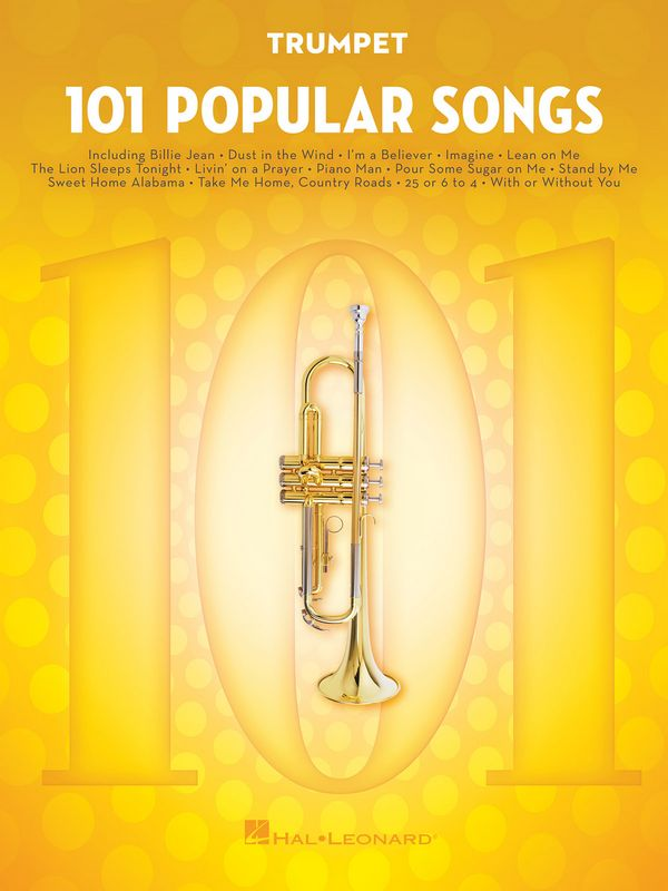 101 popular Songs : - Vollanzeige.
