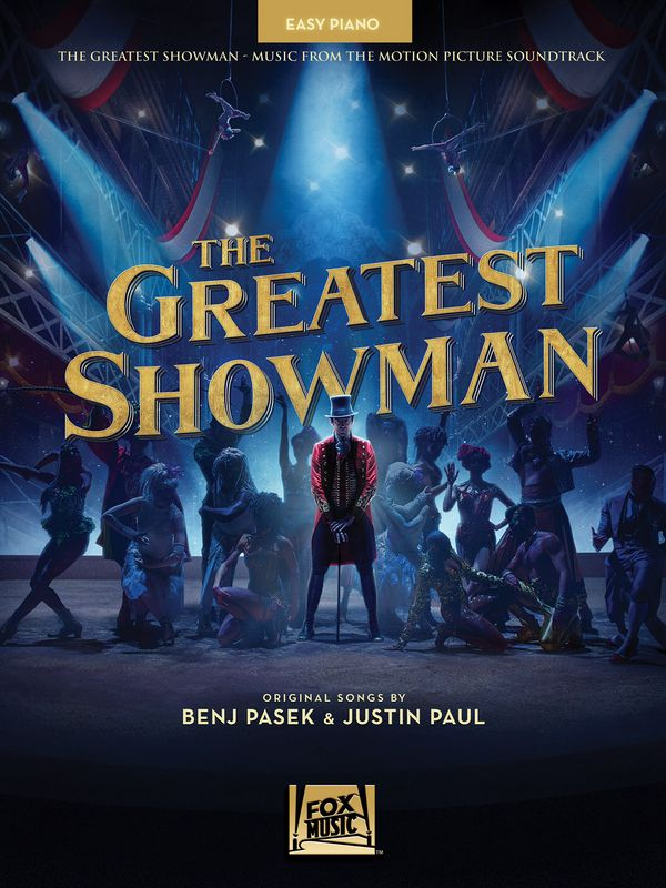 Pasek, Benjamin - The Greatest Showman (film) :