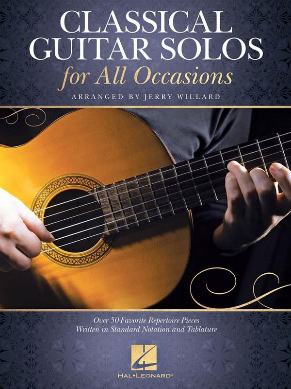 Classical Guitar Solos for all Occasions: for guitar/tab