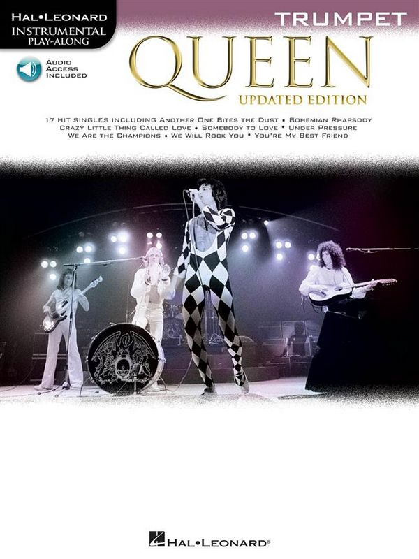 Queen (+Audio Access) : - Vollanzeige.