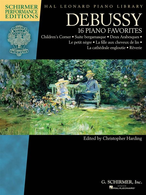 16 Piano Favorites: for piano