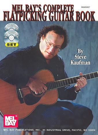 Complete Flatpicking Guitar Book (+CD und DVD)