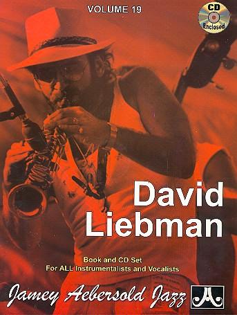 David Liebman (+CD)
