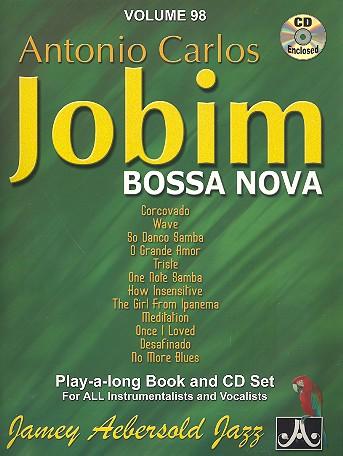 Jobim, Antonio Carlos - Bossa Nova (+CD) : for all instruments