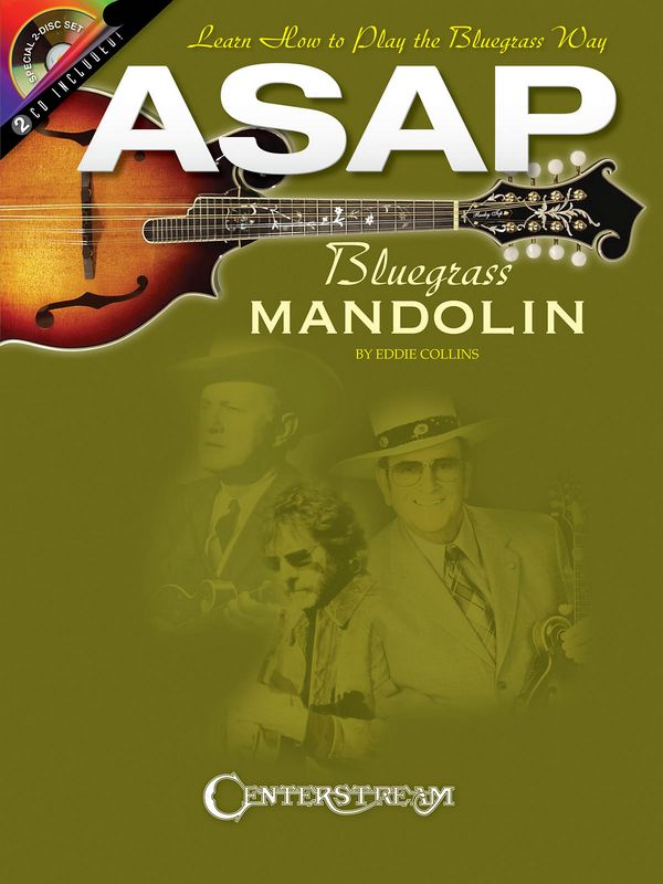 Learn to play the Bluegrass Way: for Bluegrass Mandolin
