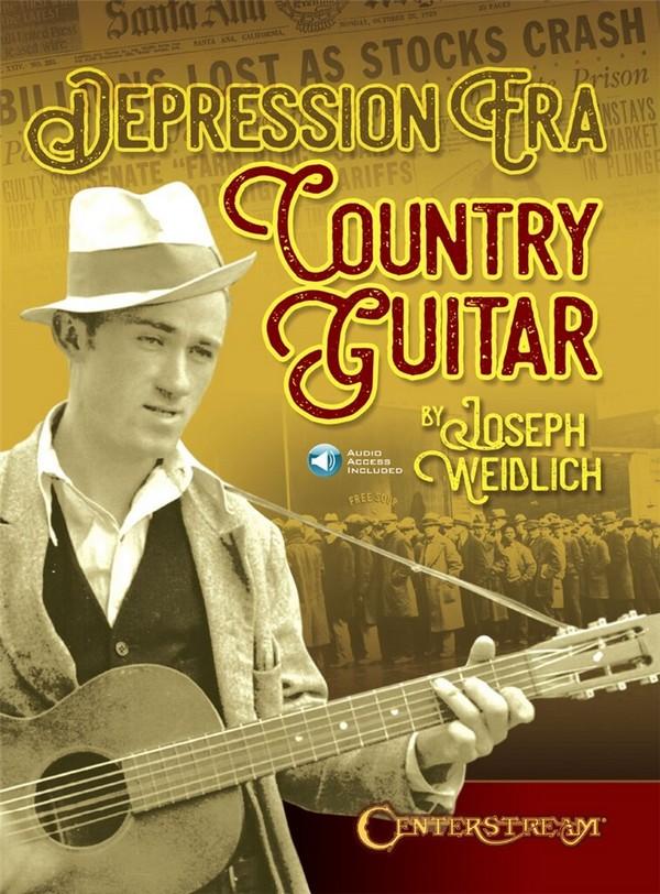 Depression Era Country Guitar: