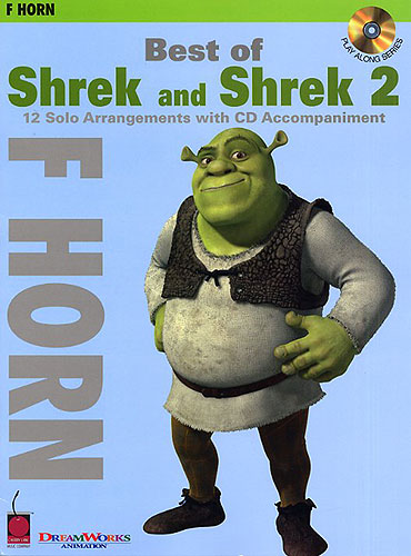 Best of Shrek and Shrek 2 (+CD): for horn in F