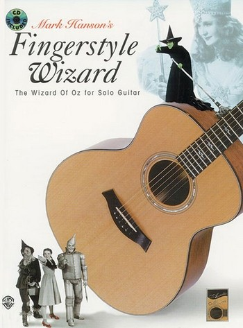 Fingerstyle Wizard (+CD): The Wizard of Oz for solo guitar / tab