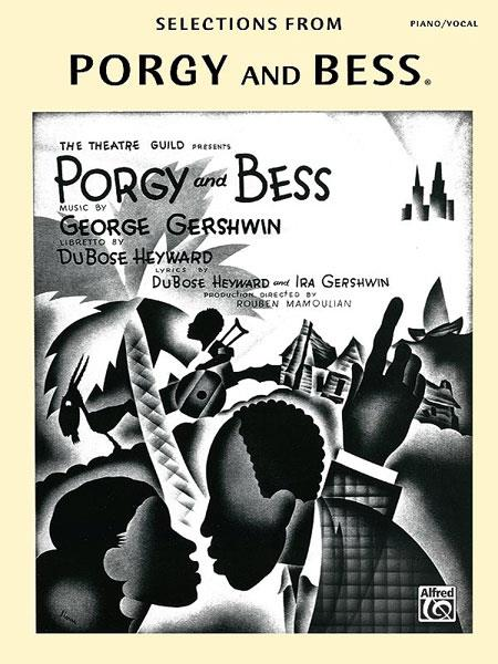 Gershwin, George - Porgy and Bess : vocal selection