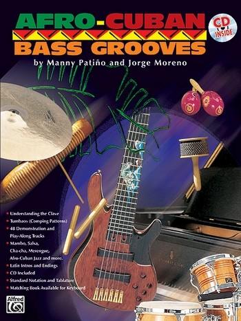 Afro-Cuban Bass Grooves (+CD)