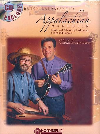 Appalachian (+CD): for mandolin/tab