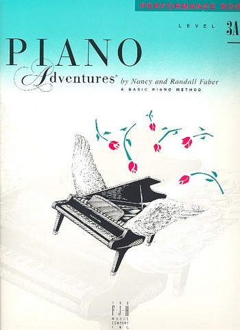 Faber, Nancy - Piano Adventures Level 3a :