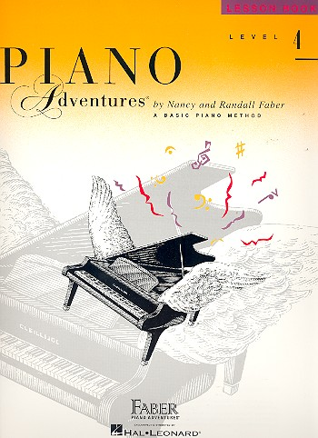 Faber, Nancy - Piano Adventures Level 4 :