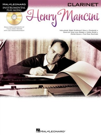 Henry Mancini (+CD): for clarinet