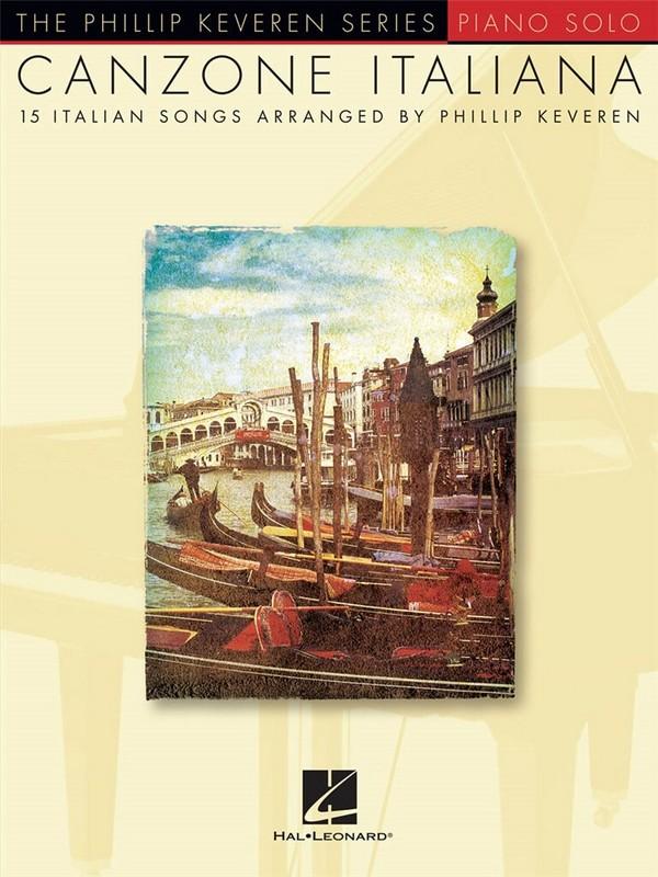 Canzone italiana: for piano