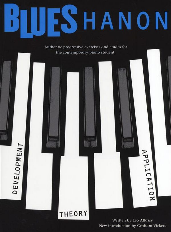 Blues Hanon: for piano revised edition 2012