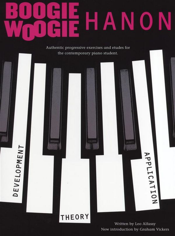 Boogie Woogie Hanon: for piano revised edition 2012