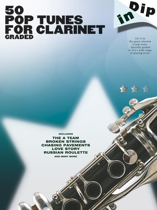 50 Pop Tunes: for clarinet