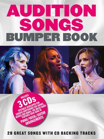 Audition Songs (+3 CD\