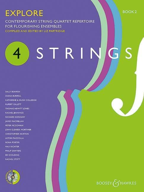 4 Strings - Explore (+CD) : - Vollanzeige.