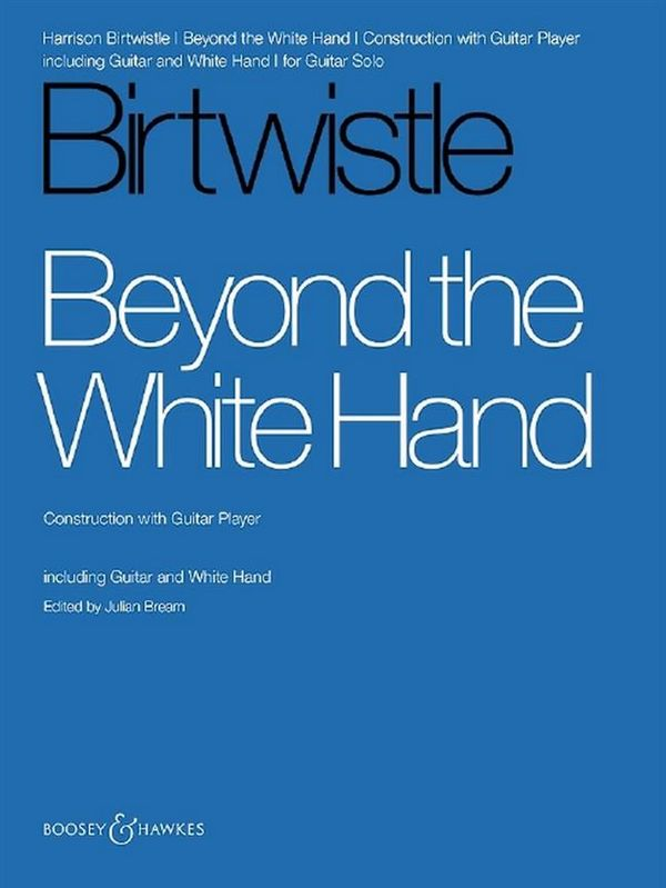 Beyond the white Hand: for guitar