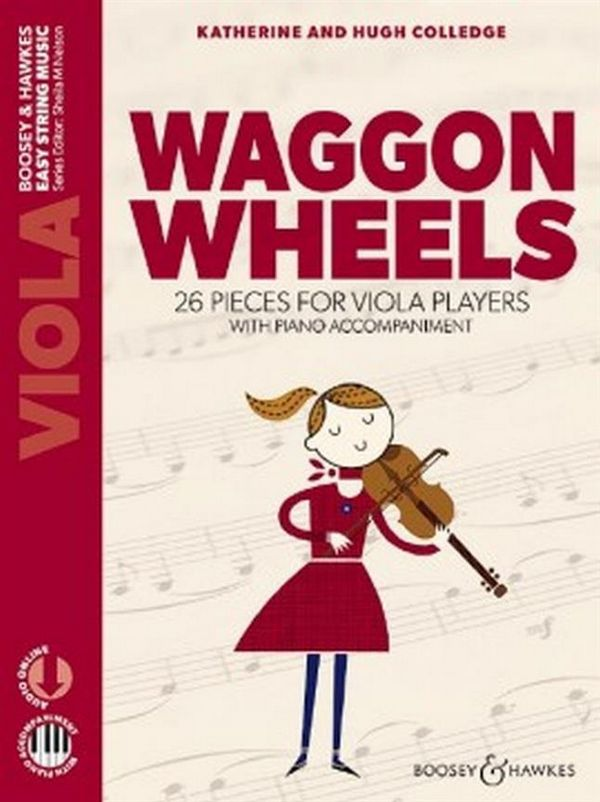 Waggon Wheels (+Online-Audio) : - Vollanzeige.
