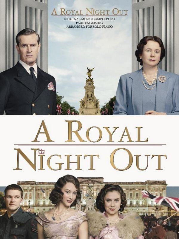 A Royal Night out (Movie): for solo piano