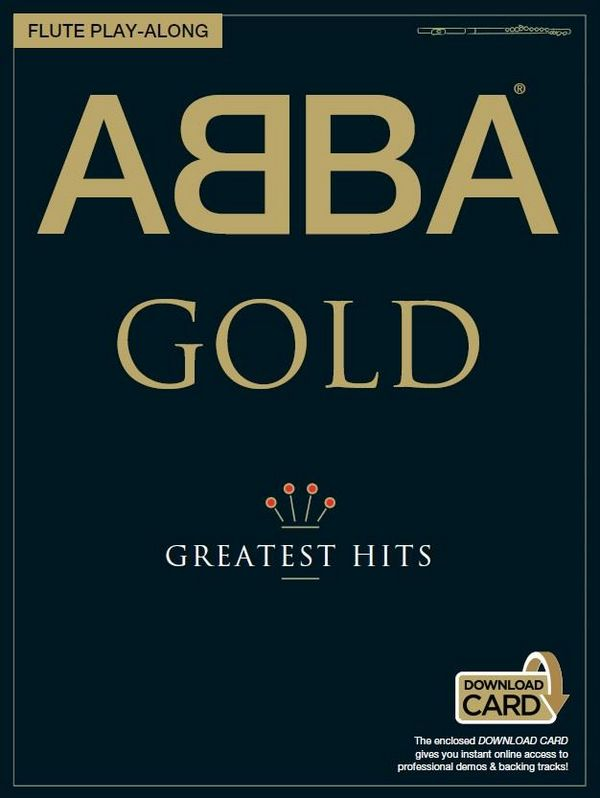 ABBA Gold (+Download Card): for flute