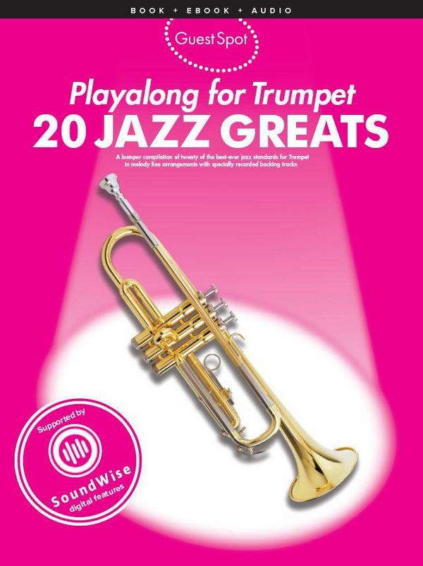 20 jazz Greats (+SoundWise): for trumpet