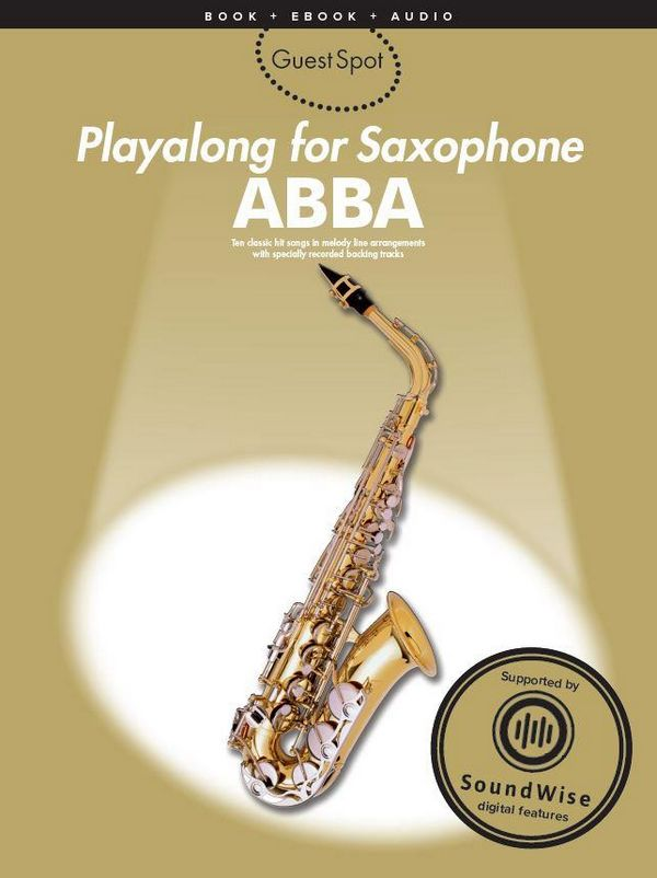 ABBA (+Soundwise): for alto saxophone