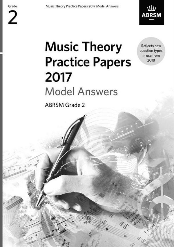 9781786010100 Music Theory Practice Papers Grade 2 - Model Answers