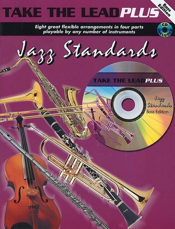 Take the Lead Plus (+CD): Jazz standards for bass instruments