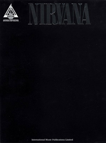 Nirvana: Songbook for vocal/guitar with tab
