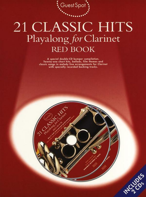 21 Classic Hits Red Book (+2 CD\