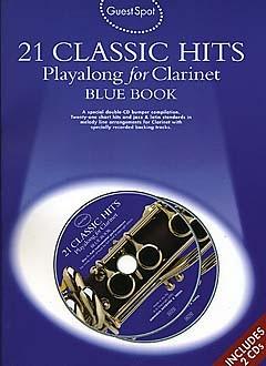 21 Classic Hits Blue Book (+2 CD\