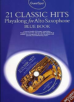 21 Classic Hits blue Book (+2 CD\