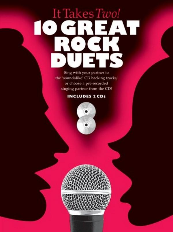10 Great Rock Duets (+2 CD\