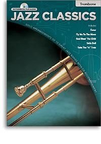 Jazz Classics (+CD): for trombone