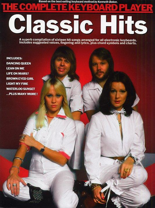16 classic Hits: for all electronic keyboards The complete keyboard player