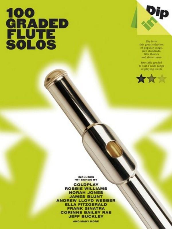 100 graded Flute Solos