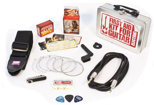 First Aid Kit: for electric guitar