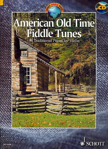 - American Old Time Fiddle Tunes (+CD) :