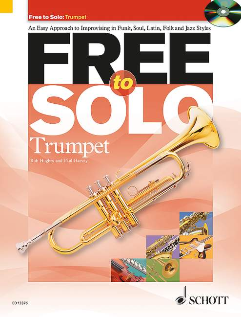 Free to solo (+CD): for trumpet